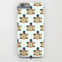 Fisheye Pattern iPhone 6 Slim Case