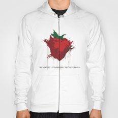 Strawberry Fields Forever  Hoody