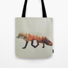 Norwegian Woods: The Fox Tote Bag