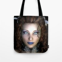 Window To My Soul Tote Bag