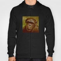 camo monkey! Hoody