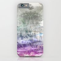 iPhone & iPod Case featuring Colored Peak by Tony Gaglio