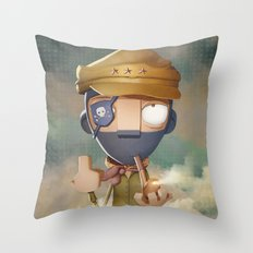 Marcos Throw Pillow