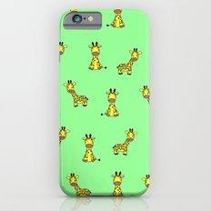 Giraffe Pattern iPhone 6 Slim Case