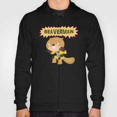 The incredible Beaverman Hoody