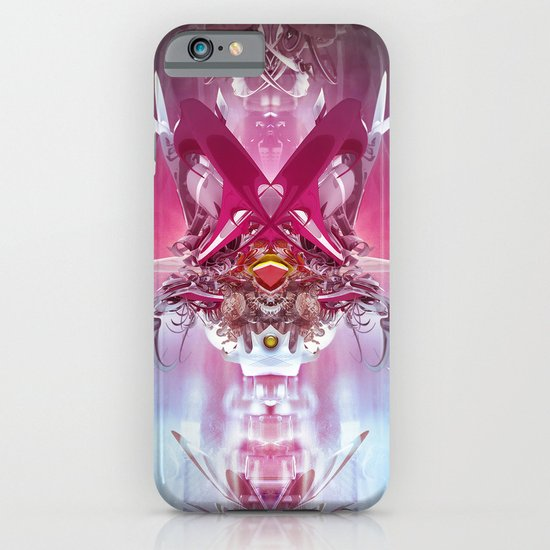 Spinal Tyrant iPhone & iPod Case