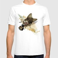 Pretty Dirty Little Thing Mens Fitted Tee White SMALL