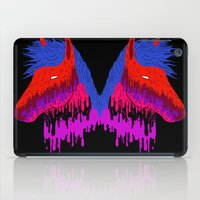 The Psychedelic Melt iPad Case