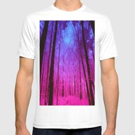 T-shirt featuring Fuchsia Forest by WhimsyRomance&Fun
