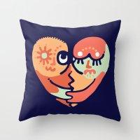 Heart #1 Throw Pillow