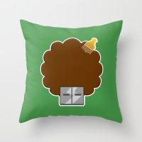 YO.SB! Throw Pillow