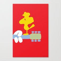 Woodstock Canvas Print