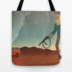 The Man with the Golden Beard Tote Bag