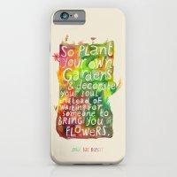Jorge Luis Borges iPhone 6 Slim Case