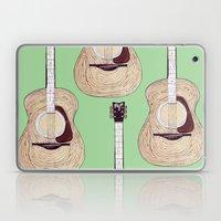 Acoustic Guitar Laptop & iPad Skin