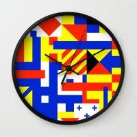 Sail Wall Clock