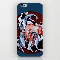 Taurus Asc. Scorpion by carographic iPhone & iPod Skin