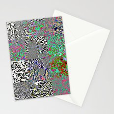 tiles Stationery Cards