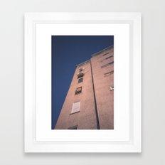 Holon Framed Art Print