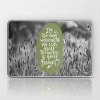 Green Grass Laptop & iPad Skin