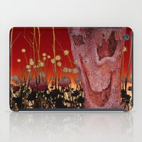 A Spook In The Thistles iPad Case