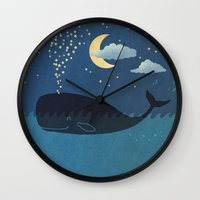 Star-maker Wall Clock