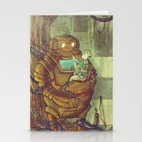 The Prisoner And The Thi… Stationery Cards