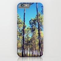 Tree Line iPhone 6 Slim Case