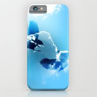 iPhone & iPod Case featuring Sky Flight by CosmosDesignz