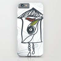 iPhone & iPod Case featuring Coo Coo Clock 3 by Melanie Schumacher
