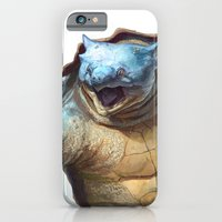 Pokemon-Blastoise iPhone 6 Slim Case