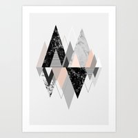 Graphic 117 Art Print