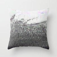 08-04-32 (.BMP Glitch) Throw Pillow