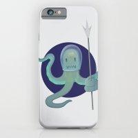 Lil Alien - Squiddy  iPhone 6 Slim Case