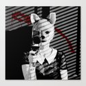 Fox Blood Canvas Print