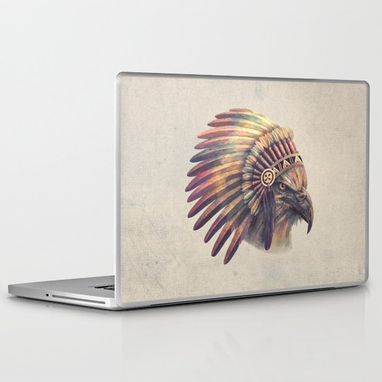 Eagle Chief  Laptop & iPad Skin