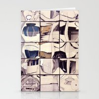 Pale Reflections Stationery Cards