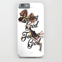 Looking Good, Feeling Good I iPhone 6 Slim Case