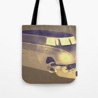 Skull Volkswagen Tote Bag