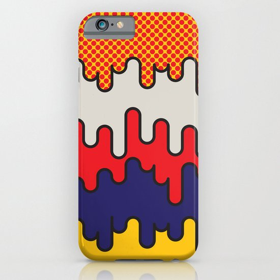 Lichtenstein iPhone & iPod Case