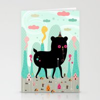 A Lovely Day At The Tiny… Stationery Cards