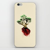 Love Your Roots iPhone & iPod Skin