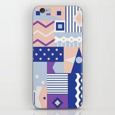 pause iPhone & iPod Skin