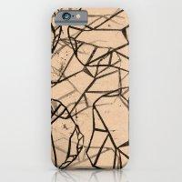 Geometric Pattern 1 iPhone 6 Slim Case