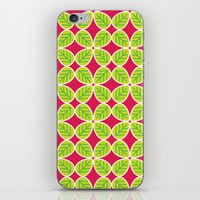 Primrose Collection 4 iPhone & iPod Skin