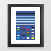 You know what I'm talking about... [HISTORICAL INFLUENCE] [SOCIAL MEDIA] [HISTORICAL INVENTION] Framed Art Print