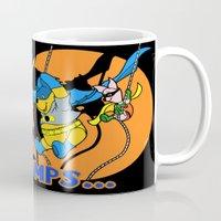 Bat Pooh! Mug