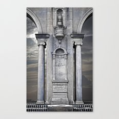 Stone and Sky Canvas Print