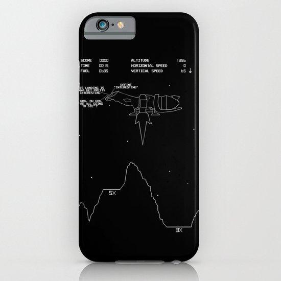 Serenity Lander iPhone & iPod Case