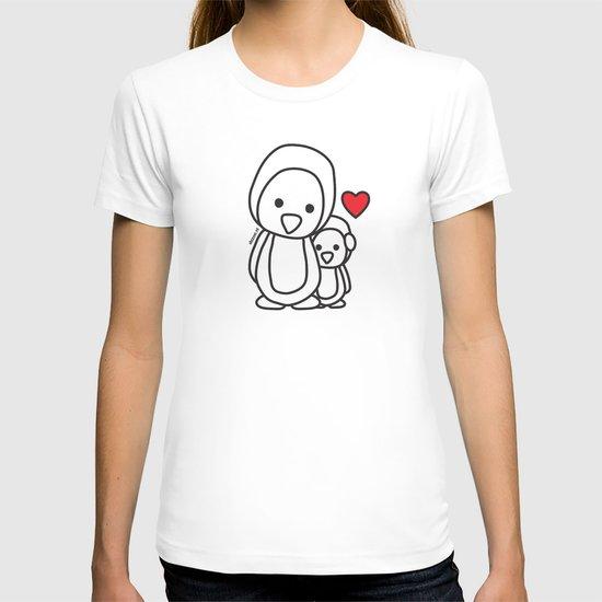 Penguin Sweetness T-shirt